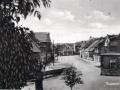 Dnešní Okružní ul. od kostela - 30. léta 20. stol.
