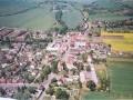 Letecký snímek Strupčic 8.3.2003