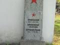 Hrob popravených ruských zajatců