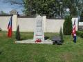 2. Strupčice - Pomník obětem I. a II. světové války