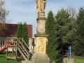 20. Hošnice - Sv. Anna Samotřetí