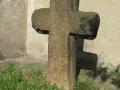 9. Strupčice - Smírčí kříž latinský