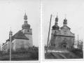 Kostel - 60.léta 20. stol.