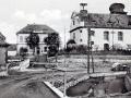 Kostel od JZ - 1939