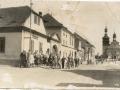 Ulice ke kostelu 1941