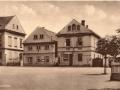 Náves - východní strana - 30. léta 20. stol.