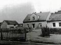 Lebedova cihelna domy čp.79 a 136 - cca 1940