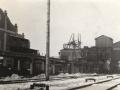 Důl Anna po požáru v r. 1934 (1)