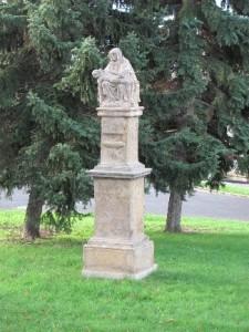 Strupčice - Pieta strupčická