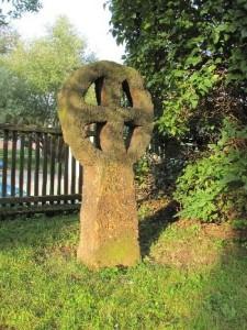 Strupčice - Smírčí kříž cyrilometodějský
