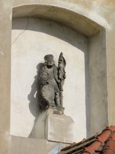 Strupčice - Sv. Václav v nice