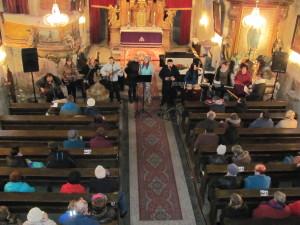 Adventní koncert ve Strupčicích
